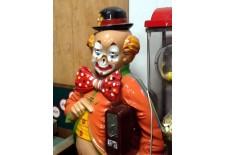 distributeur bonbon clown